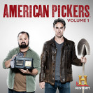 American Pickers: White Castle On the Farm