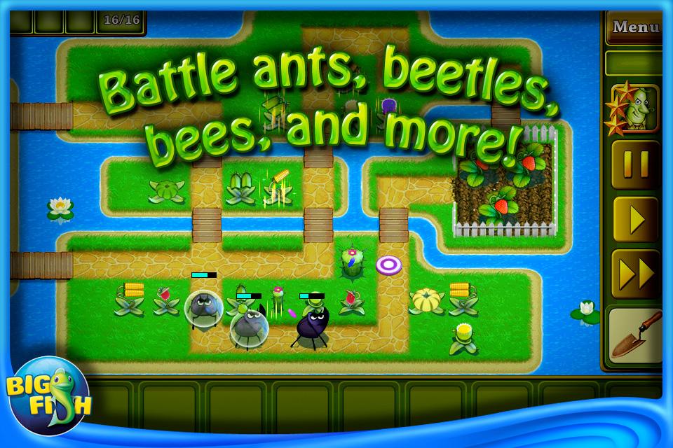 Garden Rescue By Big Fish Games Inc